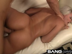 BANG.com: A Smoking Hot Creampie Mishmash - Fill Her Up, Boys!