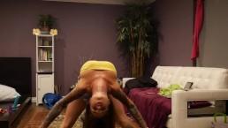 Felicity Feline Dancing and Teasing - Fitness Life