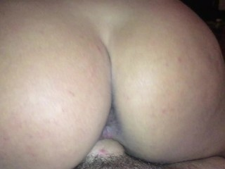 Twerking with that cock in my pussy