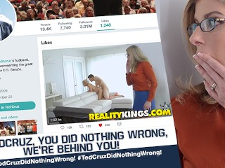 Vaseline Anal Movie Ted Cruz Did Nothing Wrong - Cory Chase Liked By Ted Cruz