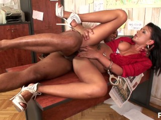 Latin couples homemade sex