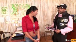 Women In Uniform - Scene 1
