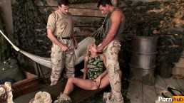 Women In Uniform - Scene 4