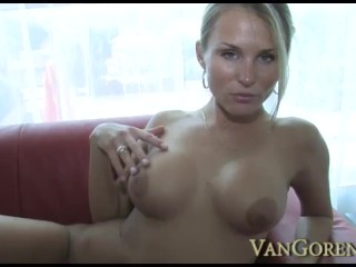 Otto bauer porn hot blonde slut enjoys a big cock to suck and in her pussy and cumsho