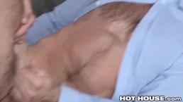 HotHouse - Scopata sulla scrivania in ufficio