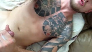 Untill cock with throbbing chillin hot my bust playing i amateur jerking