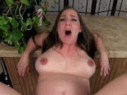 Preggo Mommy Kristi - You Can't Leave Your Mother - Mommy StepSon Fauxcest
