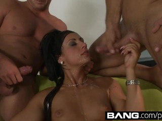BANG.com: Double Penetration Blend of BANGs Hottest Ladies