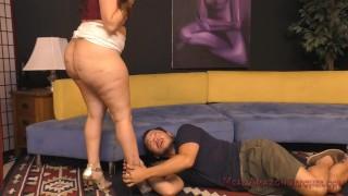 Alycia Starr Ass Worship  kink butt assworship big ass latina ass licking ass worshiping rimjob facesitting bbw girl booty meanbitches femdom