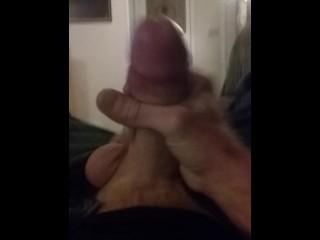 Finishing cum shot