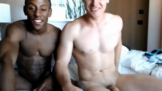 My favorite Liam with a friend- 2 cumshots on ass Coed fucking