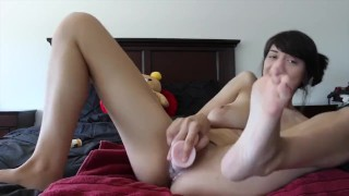 Gorgeous Asian Babe Anal Squirting.Visit my PROFILE for more videos.