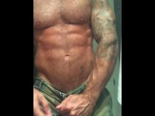 Francesco D'Macho sexy hairy Italian hunk