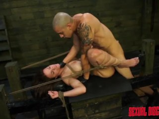 Kylie Rogue #1 Sexual Disgrace Supersized Clit