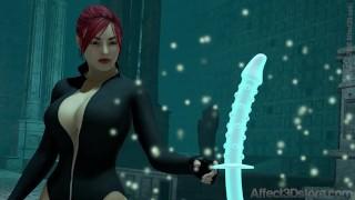 Amustevens Velna 3 Trailer Release 92416 Monster Fucks Hot Red Head