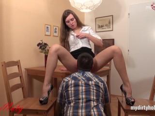 He cum inside me hot outdoor threesome in hd big boobs 3some blonde brunette big tits