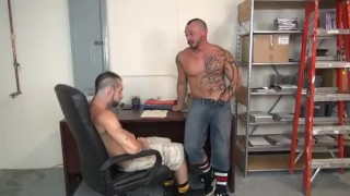 Hot Raw Work Break Anal swing