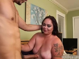 Hottanlines Bbw Vanessa London Gets Massaged And Fucked Hardcore, Big Ass Bbw