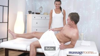 Massage Rooms Big tits teen milks young studs big hard meat  big-cock big-tits shaved-pussy blowjob female-friendly sensual young handjob female-orgasm feet massagerooms teenager vanessa-decker brunette teen