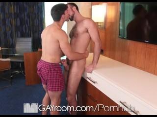 GayRoom - Jason Maddox Tops Mason Lear