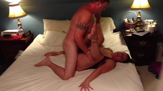 Tailor milf dick becky and fucks purple rides nightie in wife sex