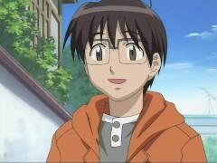 Love Hina - Episode 2 Arrow Signs (SFW)