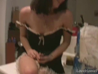 Missionary treatment for the hottest girlfriend ever