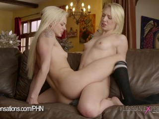 Elsa Jean & Her Sister Share Everything