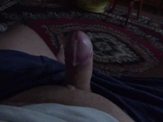 Ruined orgasm for husband
