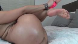 Bubble butt hottie