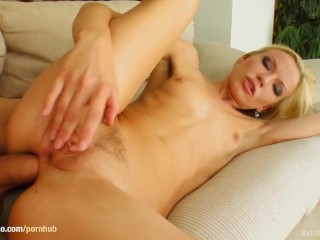 Masturbation alone with superhot Angelica from Give Me Pink