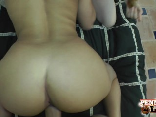 Abella Danger & Penny Pax Get Trick To Fuck Pennys friend!