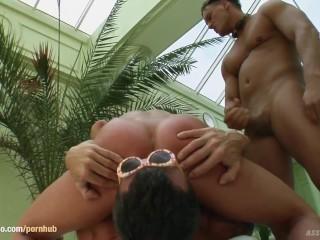 Ass Traffic Cecilia Vega having anal sex