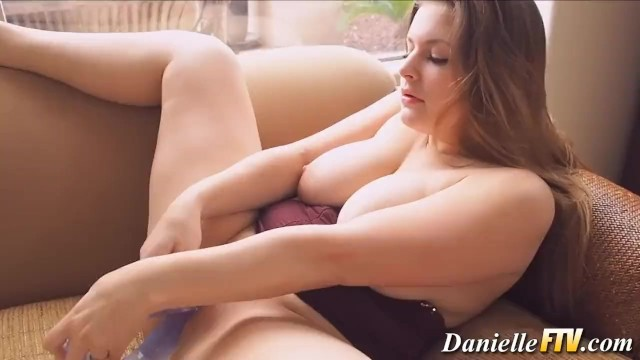 Danielle busty angel ftv gitls Solo naturally busty babe