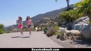 ExxxtraSmall - Fucked My Step-Sister & Her Best Friend