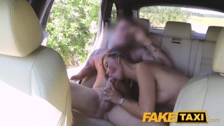 faketaxi outside point-of-view camera spycam blowjob czech prague big-cock car hot babe oral cock-sucking shaved creampie