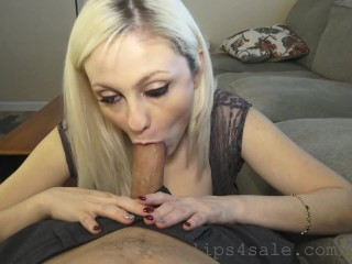 Blonde cock drilled hot pussy