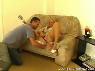Xnxx bypass wife fulfills her fantasy while her husband films mom mother amateur