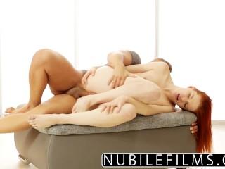 NubileFilms – Babe Ginger Secures Anus Fee