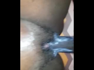 Bbw Creams On Daddy Big Dick !