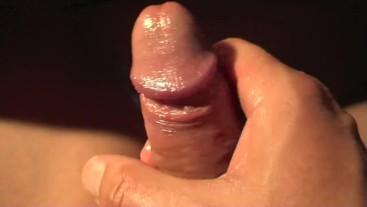 Erotic penis massage at my desktop