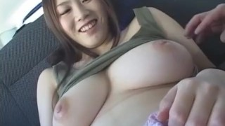 Subtitled Japanese big breast BBW play with weird vibrator japan subtitles toys bizarre japan voluptuous amateur babe strange weird japanese zenra car subtitled fetish busty pale