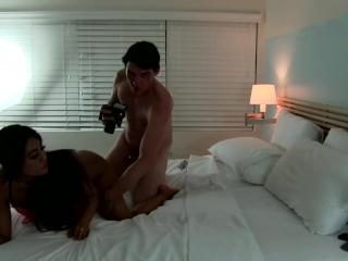 "Lexy Bandera stars in ""Porn Star Fuck Buddy"""