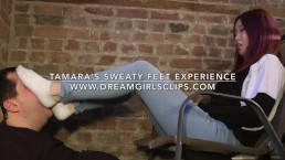 Tamara's Sweaty Feet Experience - www.c4s.com/8983/16365300