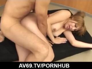 Hatsuka makes magic on more than one cock