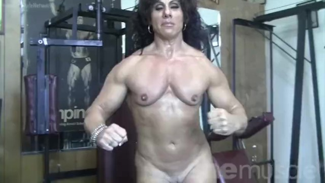 from Colt gross female bodybuilder naked