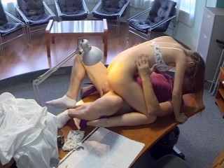 Www M2mclub Com Fucking, Babe nurse alexis Crystal Has an Office Fuck Fling With Her Doctor