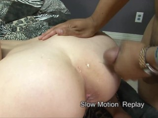 Homemade video housewife swallowing cum load alice frost gets gang banged armpitgirls facial blonde