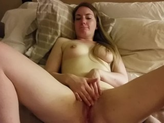 Orgasm pool jet pink wiggy takes a mouthful amateur homemade fetish tight girlfriend