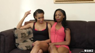 Please hot know to other black lesbians do how each sure pussy lezbi